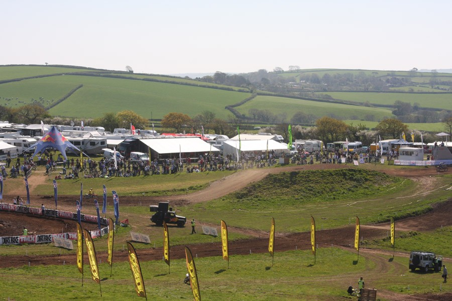 Landrake Moto Parc, click to close